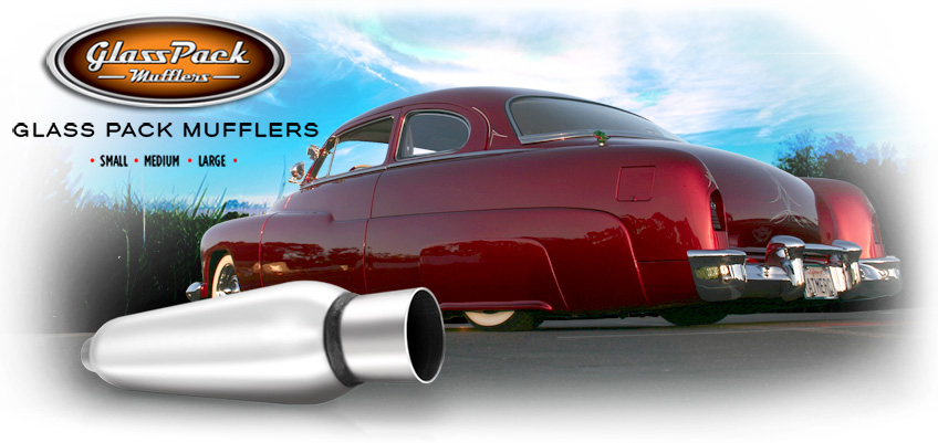 MagnaFlow Glass Pack Mufflers